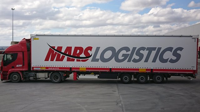 Mars Logistics