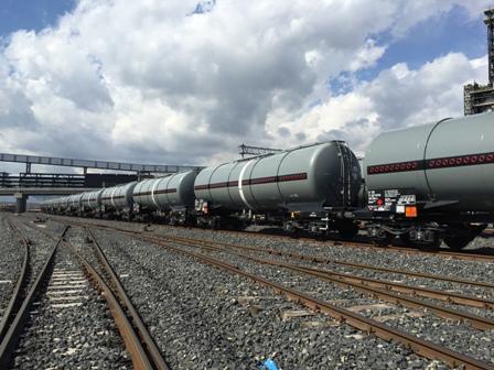 Demiryolu Lojistik