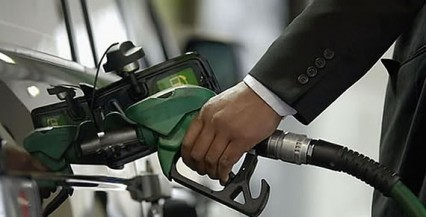 benzin pompası