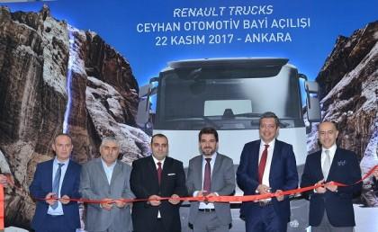 Renault Trucks_Ceyhan Otomotiv